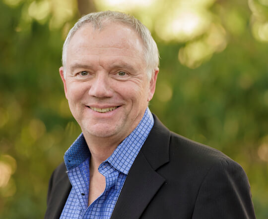 CEPF Executive Director Olivier Langrand