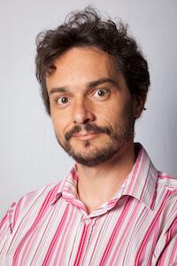 Pierre Carret headshot