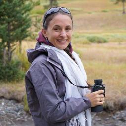 Head shot of Antonia Cermak-Terzian, director of grants management