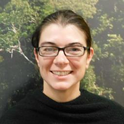Head shot of Céline Desbrosses, executive assistant