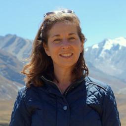 Head shot of Michele Zador, grant director