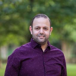 Walid Mediouni headshot