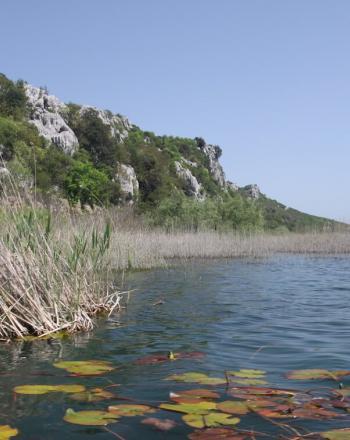 Šasko Lake.