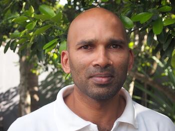 Vikash Tatayah headshot